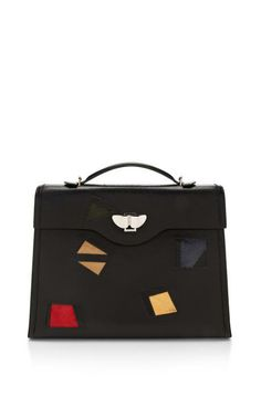 Hermes Black And Multicolor Lizard And Ardennes Leather Kelly Nuages