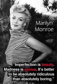Yes - It certainly is!  Well said Marilyn!! ...  Well the last part anyway!
