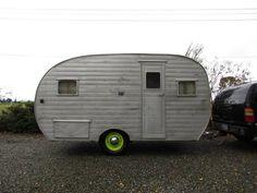1957 Terry vintage trailer