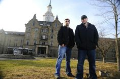 Steve Gonsalves & Dave Tango brought Ghost Hunters Academy to Trans Allegheny in 2010.....
