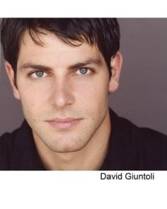 Dave Giuntoli - Grimm.  I first noticed him on Road Rules long ago.  Yum!