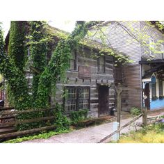 Olde Mill at Cumberland Gap, TN  ---  got married in this building!