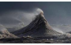 Liquid Mountains by Dave Sandford