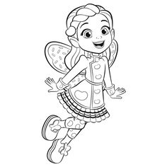 - high-quality free coloring from the category: Butterbean's Cafe. More printable pictures on our website: ! Princess Coloring Pages, Adult Coloring Book Pages, Coloring Pages For Girls, Cartoon Coloring Pages, Disney Coloring Pages, Coloring Pages To Print, Free Printable Coloring Pages, Coloring For Kids, Colouring Pages