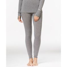 Lauren Ralph Lauren Legging featuring polyvore, fashion, clothing, pants, leggings, grey tonal stripe, grey trousers, stripe pants, grey leggings, striped leggings and grey pants