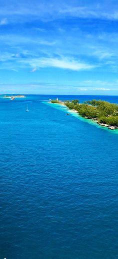 8 Hours in Nassau Bahamas Island, Nassau Bahamas, Cruise Destinations, Cruise Vacation, Adventure Of The Seas, Crystal Clear Water, Royal Caribbean, White Sand Beach, 8 Hours