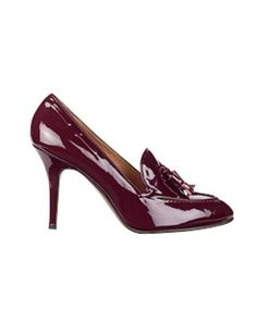 The Lucky Shoe Guide: High-Heeled Loafers : Lucky Guides : Lucky Magazine