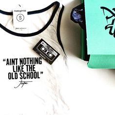 #90's hip hop packaging