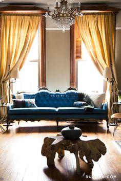 Identifying 12 of the Most Popular Interior Design Styles: European Classic | Rue
