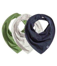 3-pack Triangular Scarves
