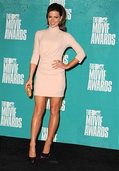 UNIVERSAL CITY, CA - JUNE 03:  Kate Beckinsale attends 2012 MTV Movie Awards at...