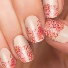 Creative and Simple Nail Art Ideas 2014