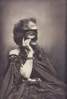 """lostsplendor: """" """"Virginia Oldoini, Countess of Castiglione better known as La Castiglione , was an Italian aristocrat who achieved notoriety as a mistress of Emperor Napoleon III of France. The Countess was known for her beauty and her. Old Photography, History Of Photography, Portrait Photography, Fashion Photography, Victorian Photography, Vintage Photography Women, Inspiring Photography, Photography Tutorials, Beauty Photography"""