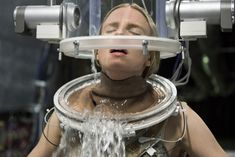 """Brit Marling in 'The OA'  """"Pop Culture is having a Metaphysical Moment"""" The Atlantic Jan 5 2017"""