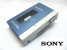 Walkman Sony Tps-l2 Pasacassette Año 1979 ...