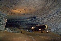 Mammoth Caves, Kentucky