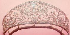 Imperial brazilian tiara