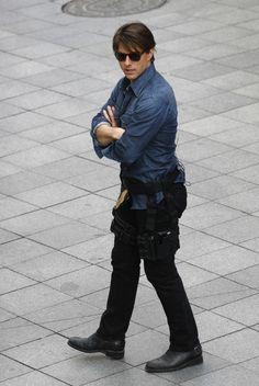 Tom Cruise @Tom John cruise