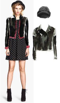 Hello Isabelle.  H&M summer dresses.