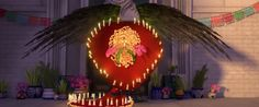 the book of life la muerte and xibalba finale... Want to get his wings and her hat as a tattoo.