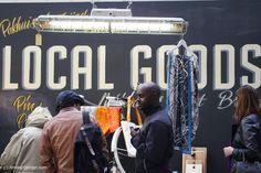 Local Goods Market in De Hallen, Amsterdam