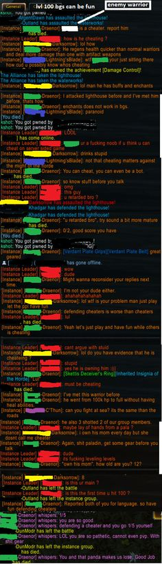 You can cheat you can even be a bot. #worldofwarcraft #blizzard #Hearthstone #wow #Warcraft #BlizzardCS #gaming