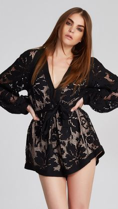 Alice McCALL - Never Let Me Go Playsuit