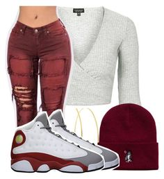 Image result for jordan outfits for girls Lit Outfits, Teen Girl Outfits, Teen Fashion Outfits, Dope Outfits, Swag Outfits For Girls, School Outfits, Dress Outfits, Tomboy Fashion, Ladies Fashion