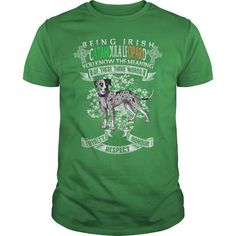 This is an awesome to wear for your family and friend who love animal:  Catahoula Leopard Saint Patricks Day Being Irish Catahoula Leopard Dog Tee Shirts T-Shirts