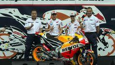 Repsol Honda Team 5