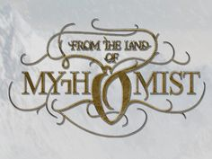 Introducing The Writer - From The Land Of Myth And Mist