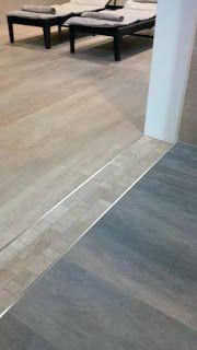 Interior Designs Tile To Wood Floor Transition flooring Top 70 Best Tile To Wood Floor Transition Ideas - Flooring Designs Tile To Wood Transition, Transition Flooring, Living Room To Kitchen Floor Transition, Kitchen Living, Wood Tile Floors, Wooden Flooring, Hardwood Floors, Flooring Ideas, Ceramic Wood Tile Floor