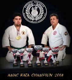 Australian Kata Champion and Sensei!