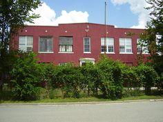 Charles W. Luckie Elementary School, located at 1104 Palmer in what is now East Downtown There was originally a schoolhouse built in the early 20th century on the site and it burned down and the current structure was built in its place in 1918. It was an elementary school in the HISD Colored system until it was turned into an administration building for the same system in the 40s.