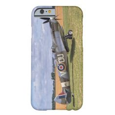 Iphone 6 slim case - Spitfire T9 Barely There iPhone 6 Case This form-fitting featherlight Case-Mate custom case provides full  coverage to your iPhone 6 while still keeping your  device ultra sleek and stylish. - Other styles available #aircraft