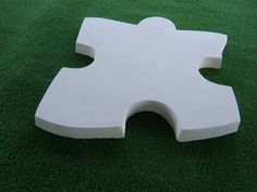 This Jigsaw Puzzle Stepping Stone Mould is a great way to build a stepping pathway through your garden It makes a stone which is approx x x deep This mould is made from a durable Plastic. Stepping Stone Pathway, Stepping Stone Molds, Secret Places, Garden Ornaments, Pathways, Jigsaw Puzzles, Garden Ideas, Canning, Store