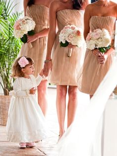 Bridal party inspirations