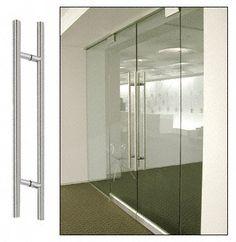 Herculite Door w/Ladder Pull | Yelp