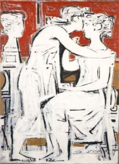 Funerary composition - Yiannis Moralis
