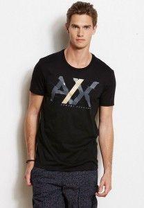 Camiseta Armani Exchange AX1480 Camiseta Armani Exchange, Independent Clothing, Men's Wardrobe, Lacoste, Tommy Hilfiger, Underwear, Ralph Lauren, Mens Fashion, Stylish