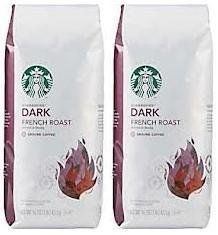 2 Packs of 40 Oz Starbucks French Roast Whole Bean Coffee = 2 x 40 Oz = 80 Oz ** You can get additional details at the image link. (This is an affiliate link and I receive a commission for the sales)
