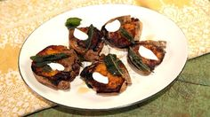 Michael Symon's Crispy Sweet Potatoes with Brown Butter and Sage