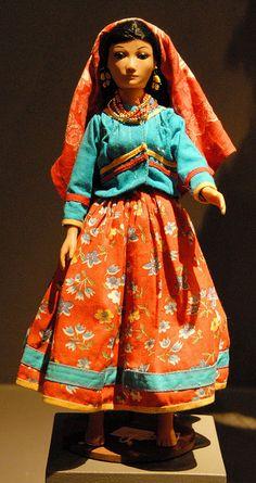 Cora Nayeri Doll Mexico by Teyacapan, via Flickr