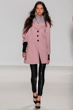 NYFW F/W 2014 | Marissa Webb  I want this outfit!!!