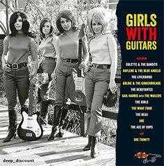Girls with Guitars - Girls with Guitars [Vinyl]