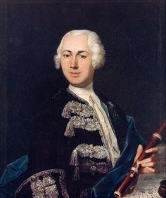 Johann Joachim Quantz (Oberscheden, Baja Sajonia, 30 de enero de 1697 — Potsdam, 12 de julio de 1773), fue un compositor y flautista alemán, además de profesor de flauta del rey Federico II de Prusia.