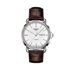 Find all our collection of men's luxury watches on Tissot official store. Manufacturer of luxury Swiss watches since Tissot Mens Watch, Brown Leather Strap Watch, Junghans, Affordable Watches, Bracelet Cuir, Bracelet Watch, Patek Philippe, Luxury Watches For Men, Silver Man