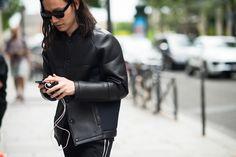 Paris Men's Fashion Week Street Style Day 3 - The Best Looks from Paris Men's Fashion Week Spring 2015 Street Style | W Magazine