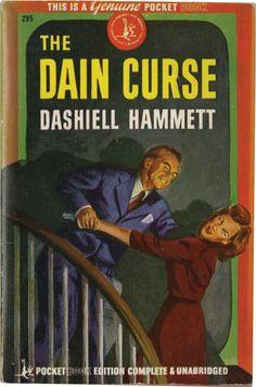'The Dain Curse' by Dashiell Hammett, 1929