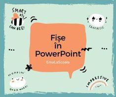 La întrebarea: În ce program realizati fise?, cei mai multi colegi mi-au raspuns: In Word. Ce-ar fi sa le facem in PowerPoint le-am spus. S-a concretizat ideea intr-un webinar scurt organizat de Comunitatea Teacher Me si inimoasa Maria Zancu. M-am intalnit cu 190 de colegi din toata tara, pe Zoom si le-am povestit cum fac eu magie cu fisele si cu PowerPoint. De ce fise in PowerPoint? Mai pe la inceputuri, si eu cream fise sau alte materiale in Word. Atat stiam, asa faceam. Cautand tutoriale desp